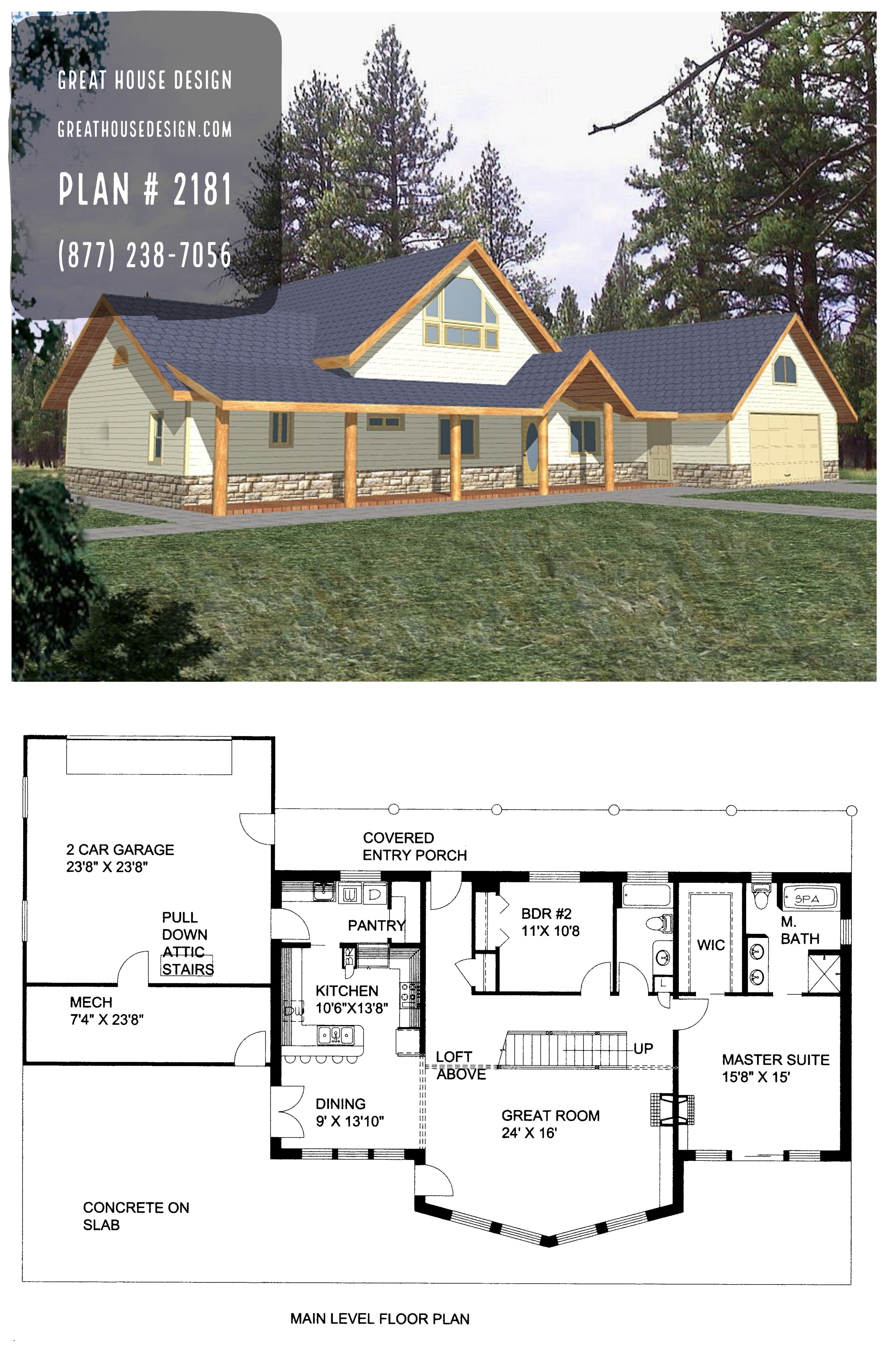 Pin On Insulated Concrete Form House Plans By Great House Design