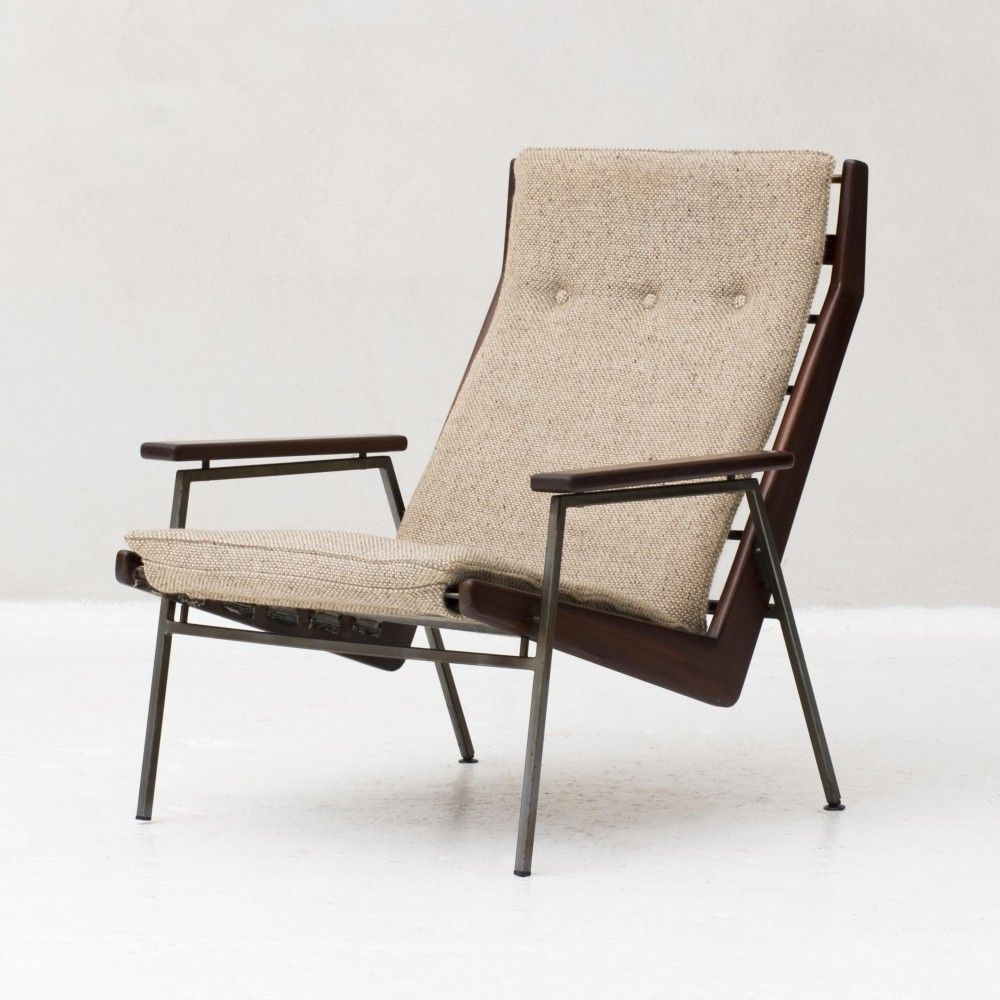 Magnificent Lotus Lounge Chair By Rob Parry For Gelderland 1960S Pdpeps Interior Chair Design Pdpepsorg