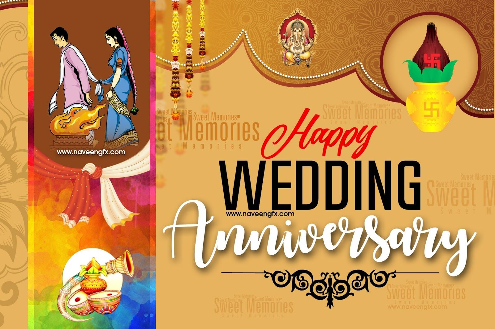 Best Telugu Marriages Day Wishes Nice Telugu Marriage Day