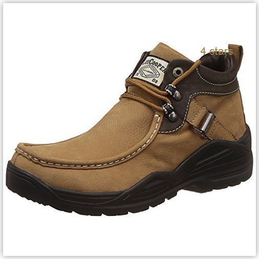 Lee Cooper Mens Leather Boots  055753b4f5c8