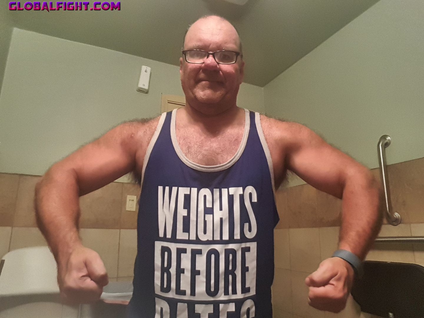 Gay strength sports and powerlifting
