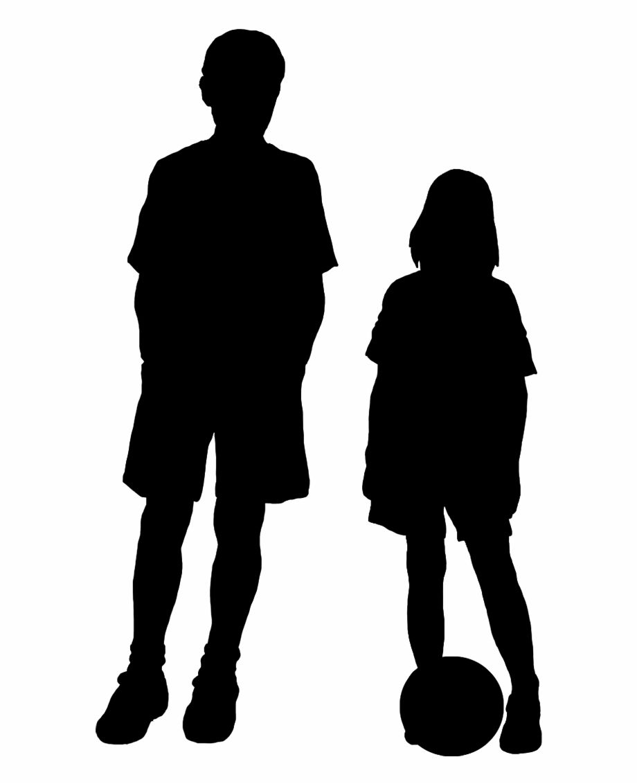 Download Boy And Girl Silhouette Clip Art Silhouette Boy And Girl Png Png Images Backgrounds For Free S Girl Silhouette Boy Silhouette Silhouette Clip Art