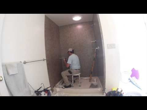 Bathroom Remodeling On A Budget Time Lapse Video Bathrooms Remodel Remodel Time Lapse Video