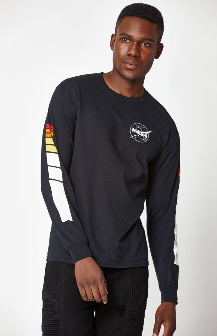NASA Long Sleeve T-Shirt  f8334c798