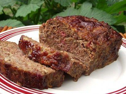 Barbecue Bacon Cheeseburger Meatloaf Recipe Meatloaf Recipes Recipetin Eats Meatloaf