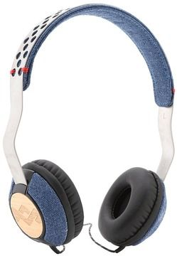 Denim on your ears?! 5th & Freedom loves this look! House of Marley - Liberate (Denim) - Electronics on shopstyle.com