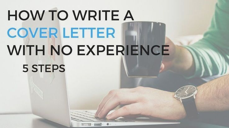 Writing a good cover letter is challenging for all job ...