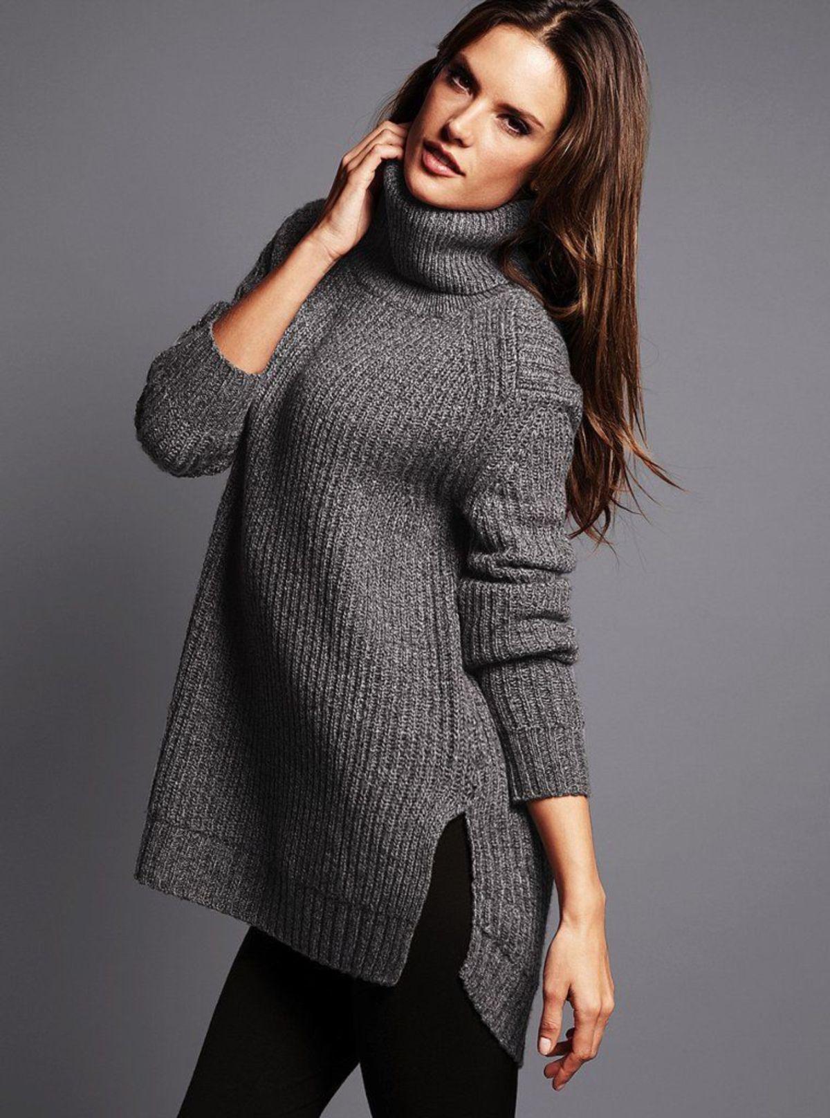 7e2af6e9019 100 фото новинок  Модные женские свитера