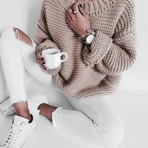 Photo of 15 stilige alternativer, en groovy strikket genser å ha på seg – motetips