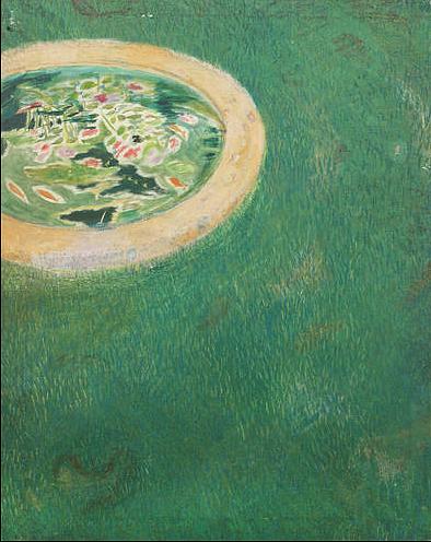 Peter Snow | Garden Pond