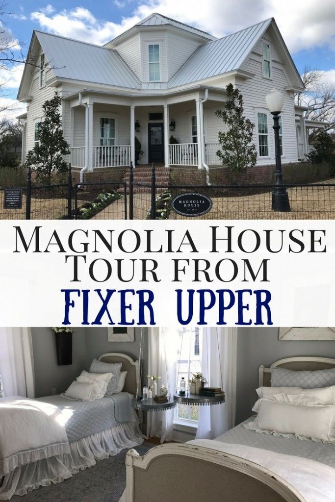 Take A Photo And Video Tour Of Joanna Gainesu0027s Magnolia House From HGTVu0027s  Fixer Upper!