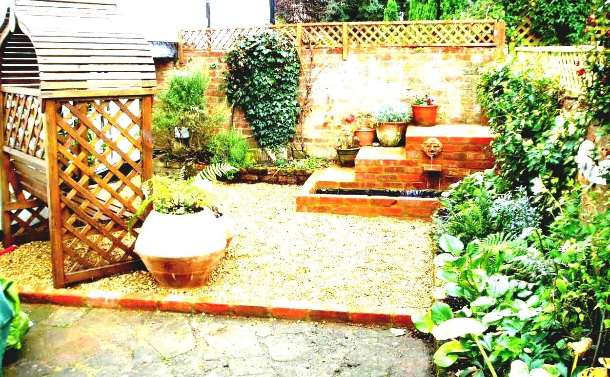 Sehr Kleine Hinterhof Landschaftsbau Ideen Outdoor Ware #Gartendeko