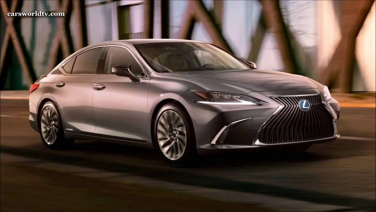 2019 Lexus ES INTERIOR First Look Lexus es, Lexus, Car