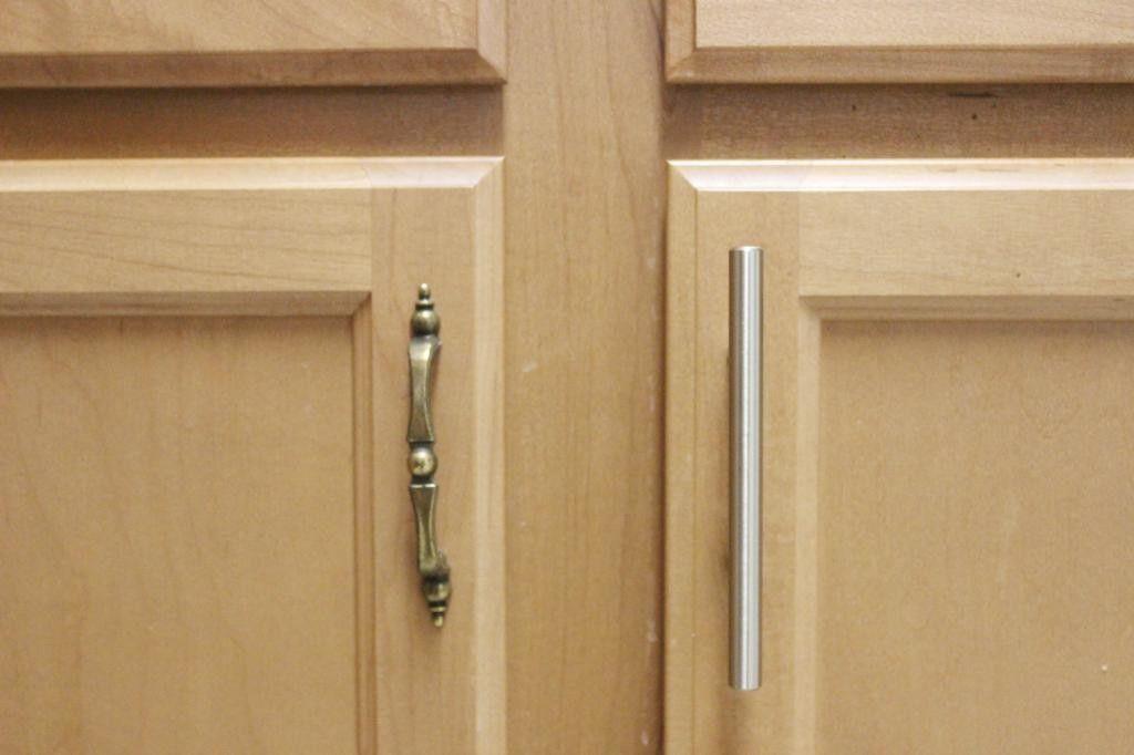 10 Ways To Remodel Your Kitchen Under 2 000 Kitchen Cabinet Handles Cabinet Door Handles Kitchen Cupboard Handles