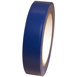 Dark Blue Vinyl Tape 1 X 36 Yard Roll Blue Vinyl Pvc Adhesive Vinyl