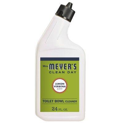 Mrs Meyer S Lemon Verbena Toilet Bowl Cleaner 24 Fl Oz In 2020 Toilet Bowl Cleaner Toilet Cleaner Toilet Bowl