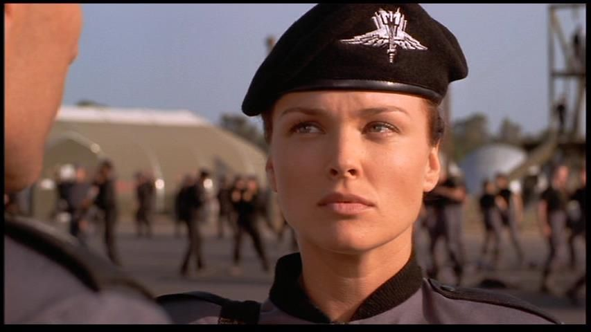 STARSHIP TROOPERS;1997 | Starship troopers, Dina meyer