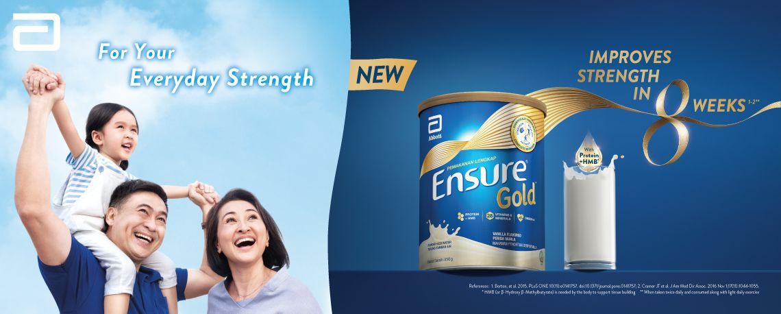 Ensure Gold