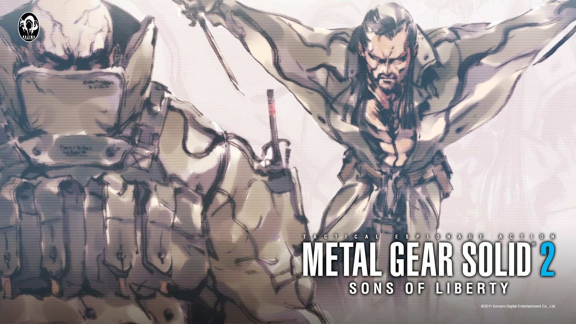 Image result for Metal Gear Solid 2: Sons Of The Liberty