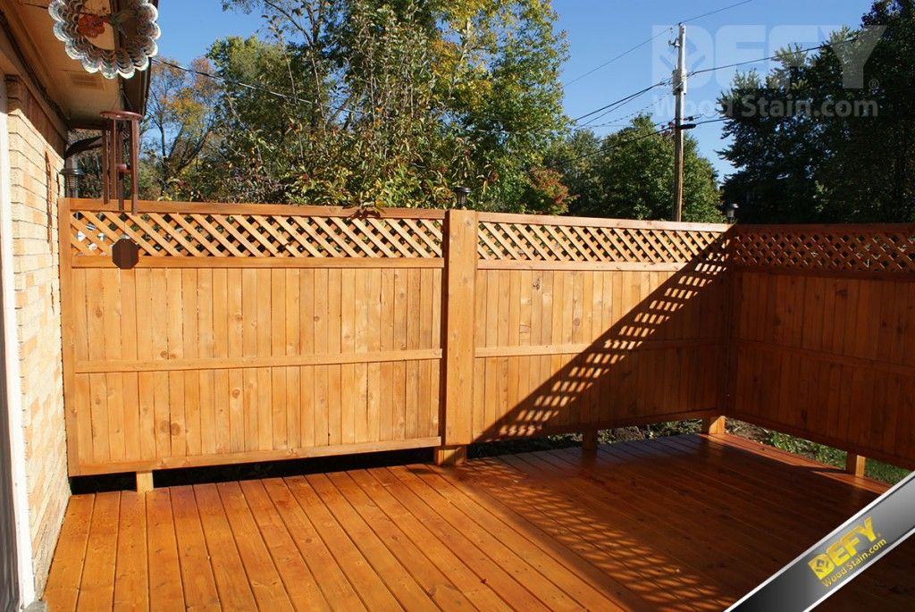 Deck staining like a pro how to stain your deck defy - Best exterior wood stain reviews ...