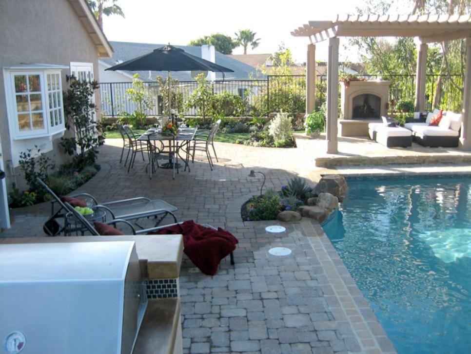 After Outdoor Entertaining Space Backyard Backyard Design Outdoor Rooms