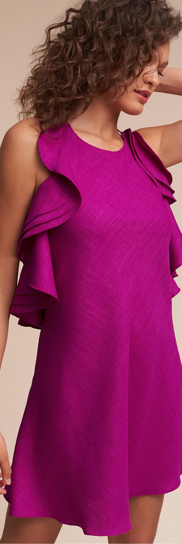 Cocktail Dresses | Vestido rosado, Malva y Ciruelas