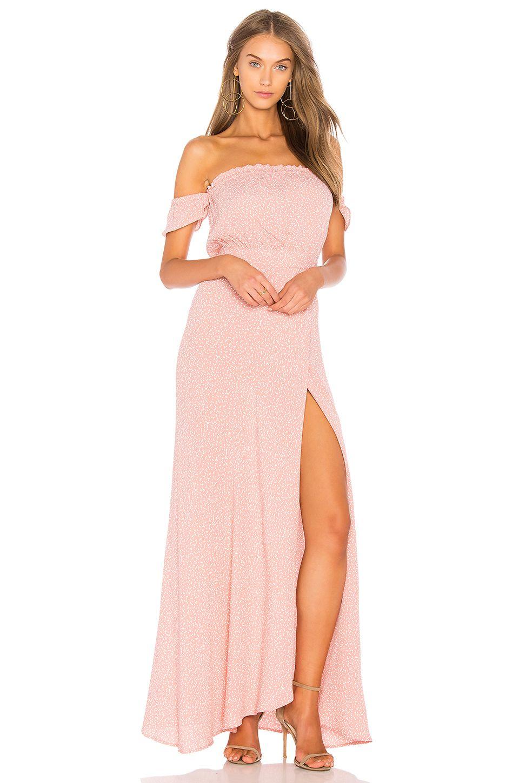 Bella Maxi, Pink | Pinterest