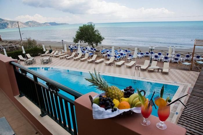 Mediterranean Beach Resort Hotel Zante