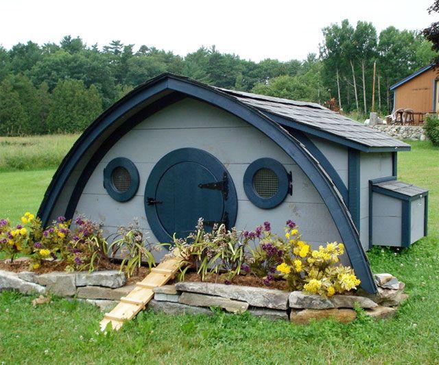 hobbit hole pet play houses sch ne ideen f r den garten pinterest ideen f r den garten. Black Bedroom Furniture Sets. Home Design Ideas