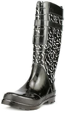 Nine West Brunelda Womens Rubber Rain Boots