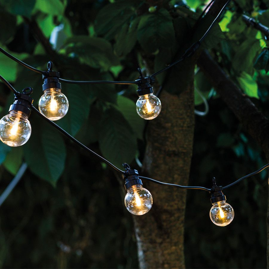 10 clear warm led festoon light bulb garland black pinterest led festoon garland outdoor string lights lighting the farthing mozeypictures Gallery