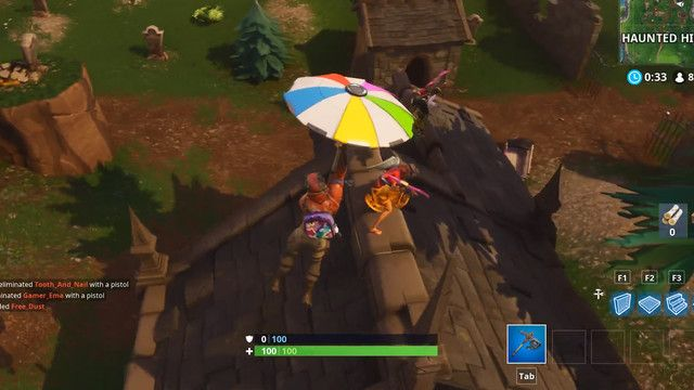 follow the treasure map found in snobby shores fortnite season 5 challenge location guide gaming news entertainment