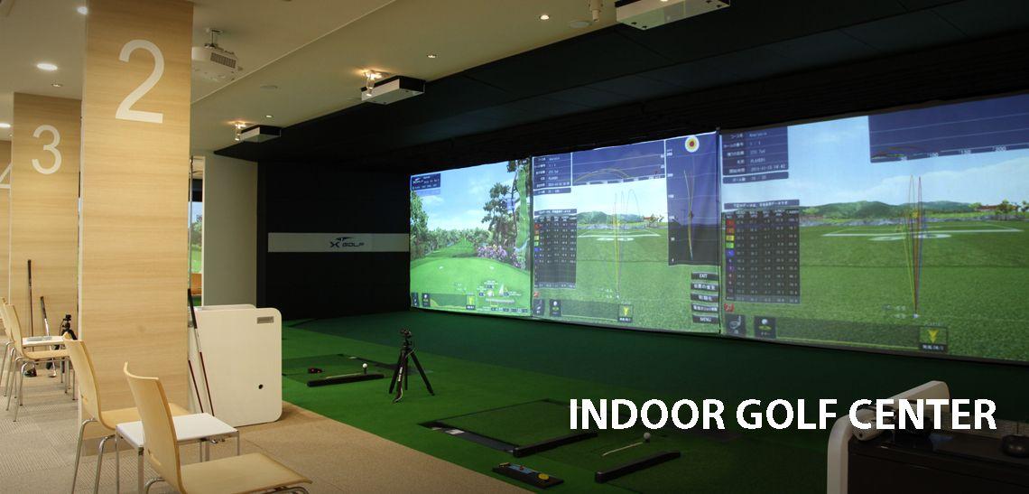 Beautiful Indoor Golf Denver Contemporary - Decoration Design Ideas ...