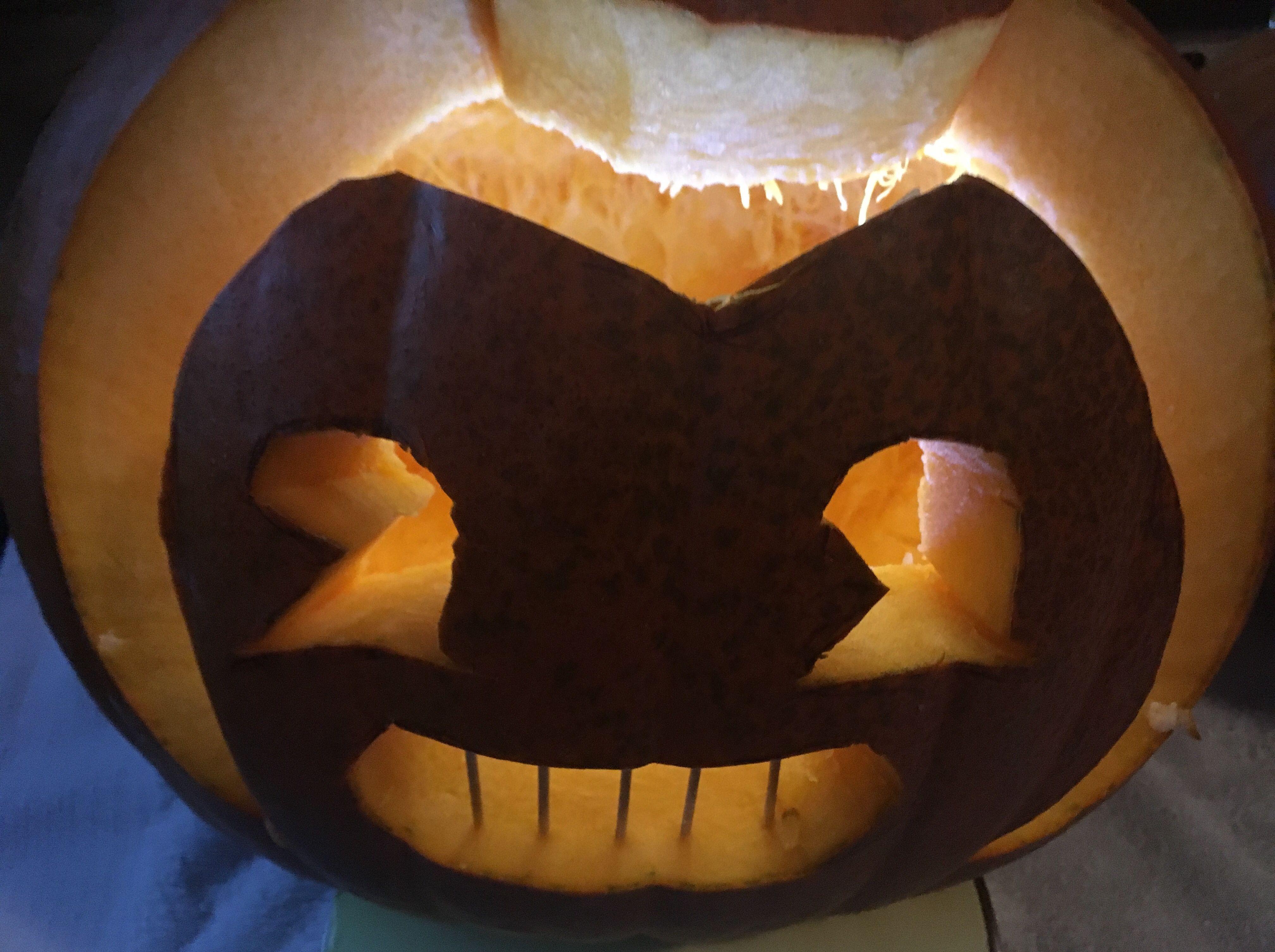 Pumpkin Carving Bendy Pumpkin Carving Crafts For Kids Halloween Fun