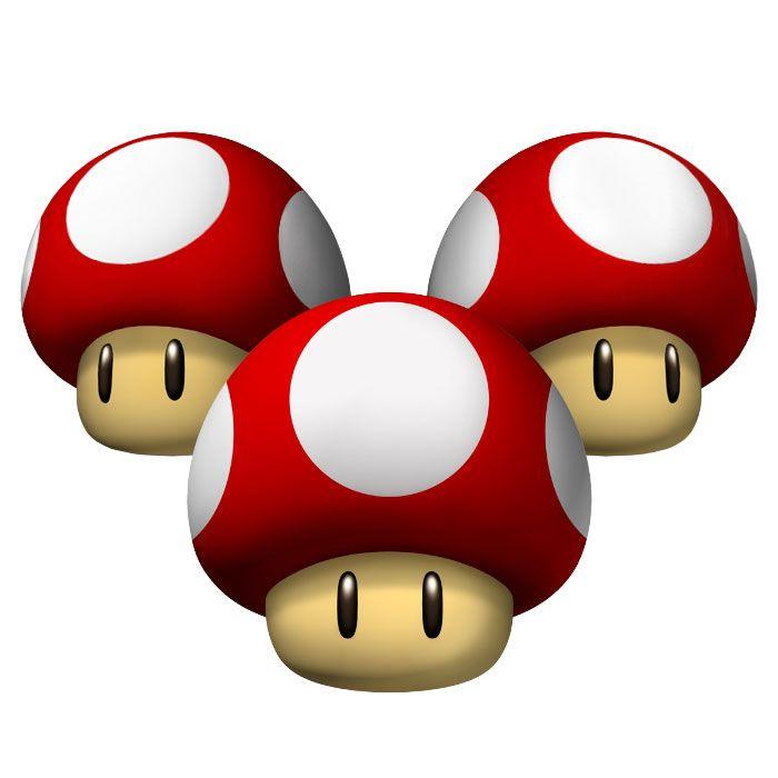 """Résultat de recherche d'images pour """"champignon rouge mario party"""""""