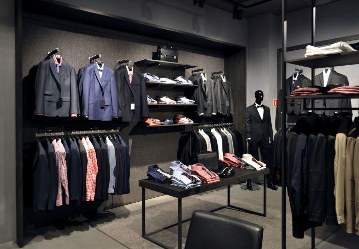 Vistula Store By Zamek Design Kalisz Poland Retail Design Blog Store Design Interior Clothing Store Design Clothing Rack Display