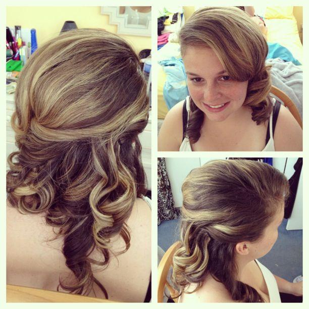 Long Churidar For Wedding As Guest With Hair Style: Long Hair Styles, Wedding