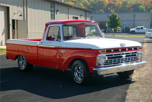 1966 Ford F