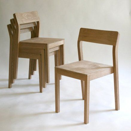 Stackable Wood Dining Chair Wood Chair Design Stackable Dining