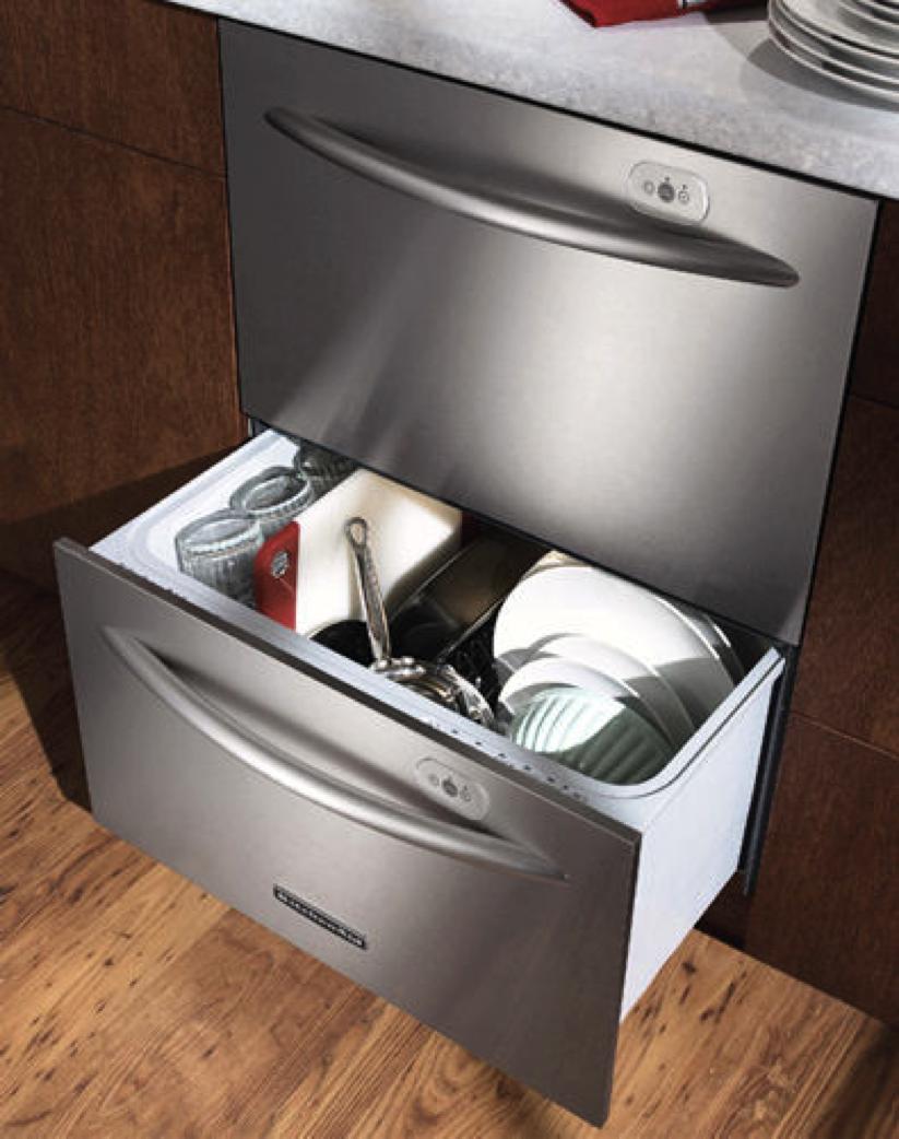 Kitchenaid architect ii series whisper quiet single drawer dishwasher dropped 63 was 923 now 345