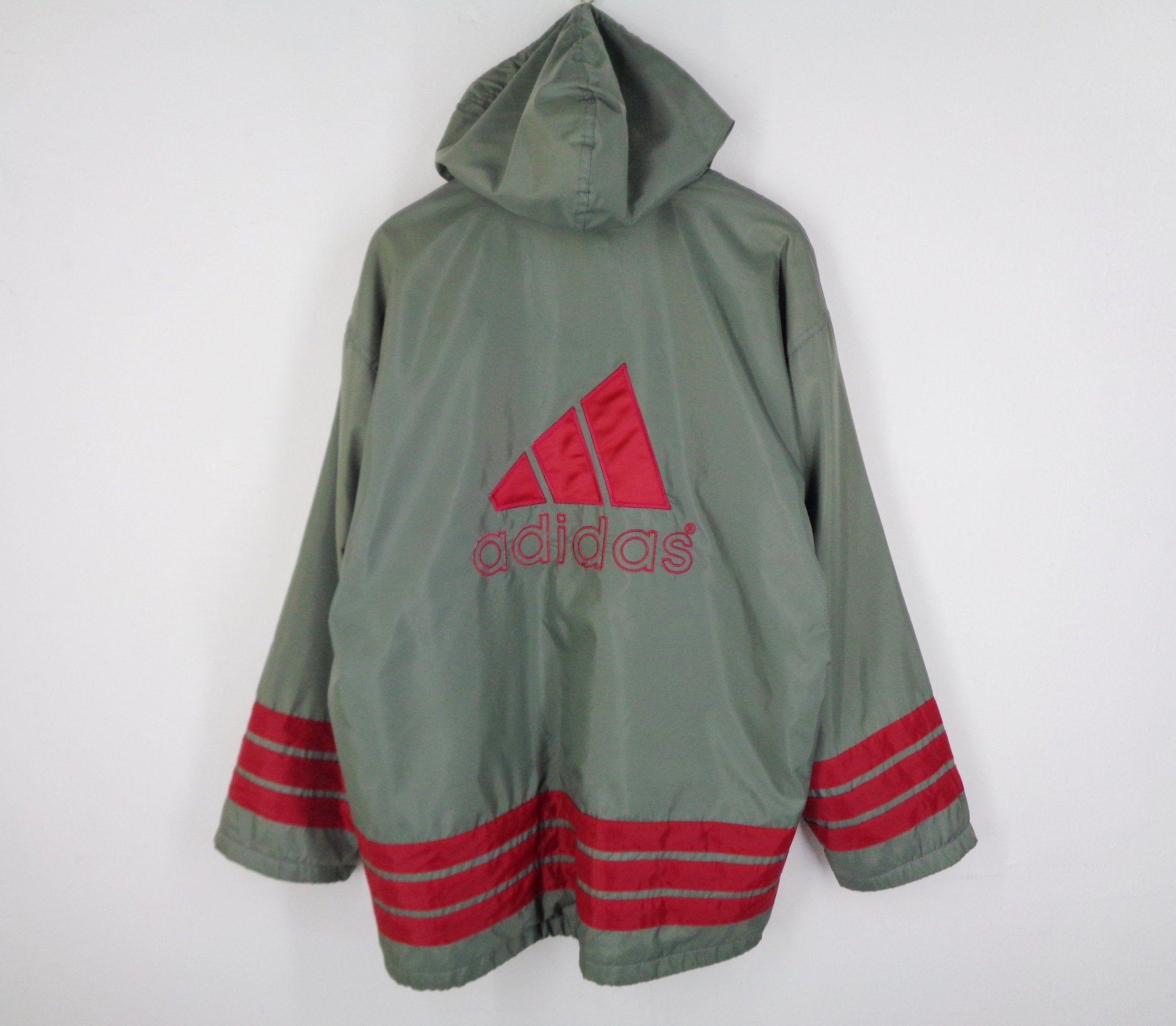 RARE vintage 90s Adidas jacket | Official Vintage | Mode