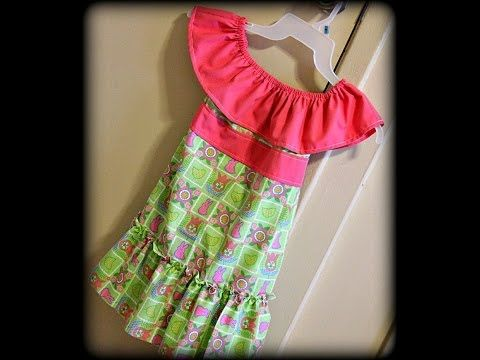 8270431361 Toddler Easter Dress Tutorial (Sewing For Beginners) - YouTube ...