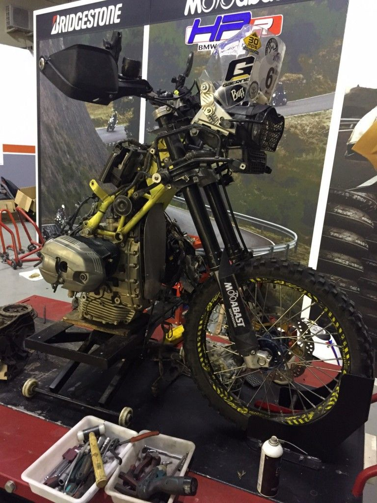 HP-R Kit for BMW R 1200 GS/Adventure