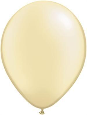 "Black Heart Shaped 6/"" Qualatex Latex Balloons x 100"