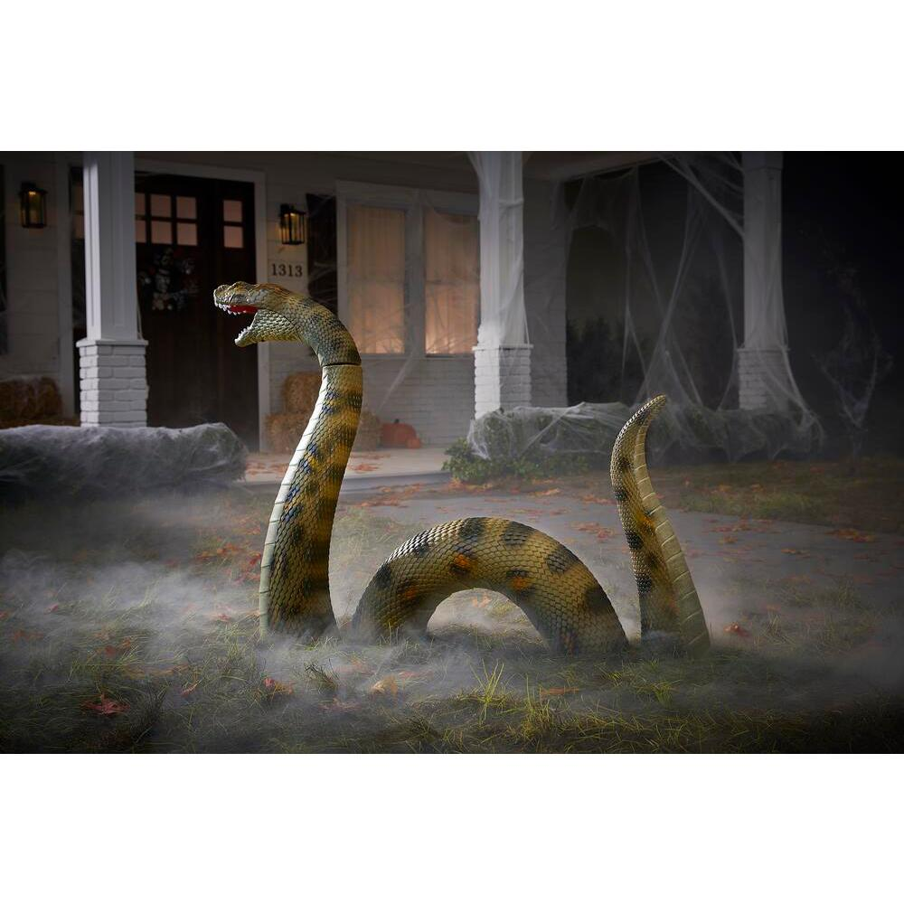 Home Accents Holiday 38 in. Outdoor Anaconda5121041 The