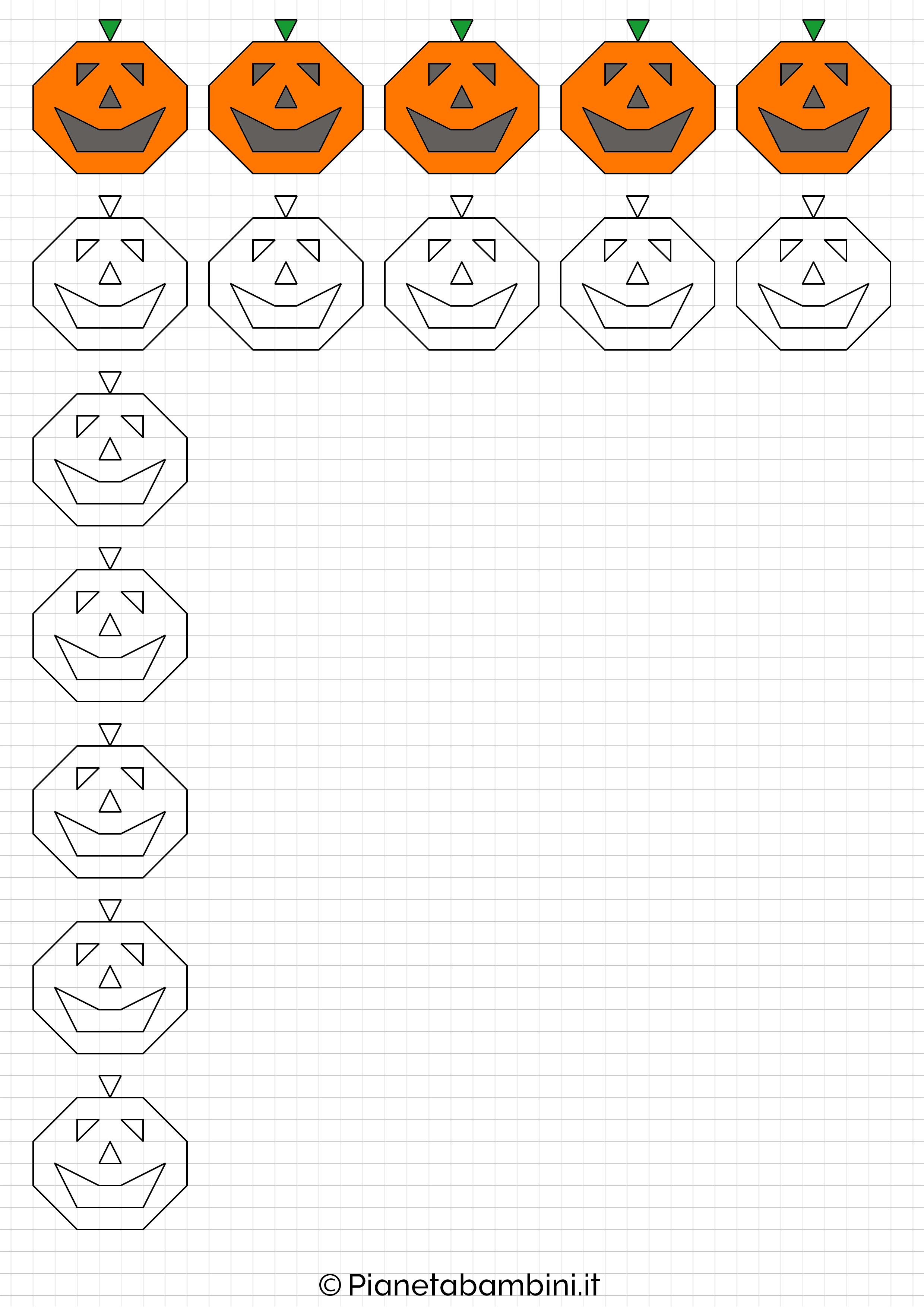 Cornicette-Halloween-Zucche.png (2480×3508) | cornicette ...
