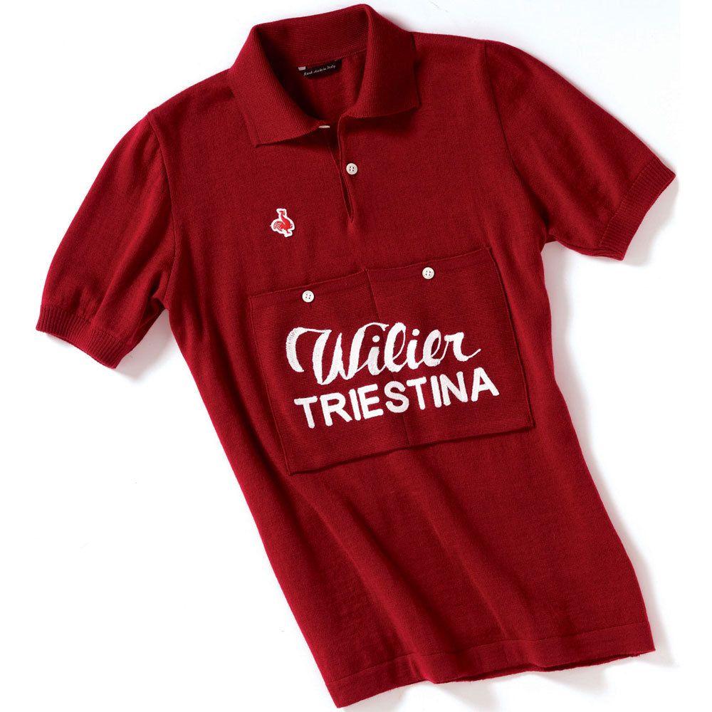 Wilier Triestina 1951 Bevilacqua Jersey