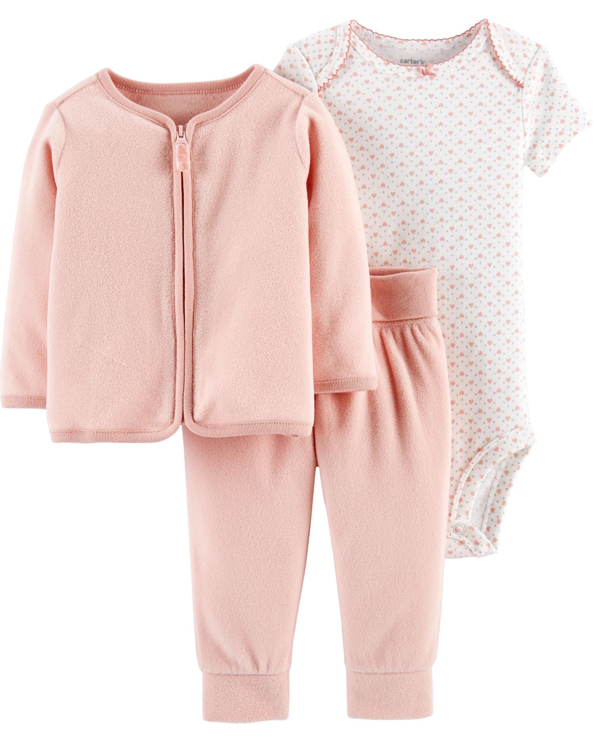 9084675e3 3-Piece Little Jacket Set | Future Baby 2 Girl: Clothes | Carters ...