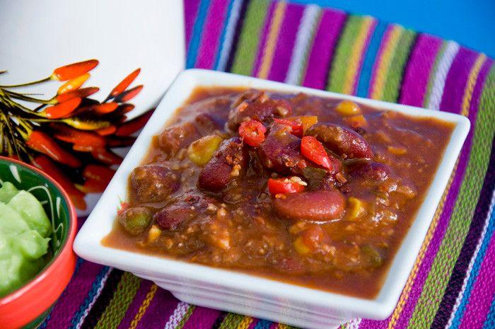Chili sin Carne - VivalasVegans