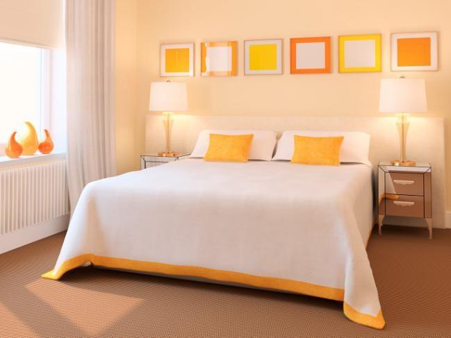 Combinación de colores para dormitorios Organizing, Organizations